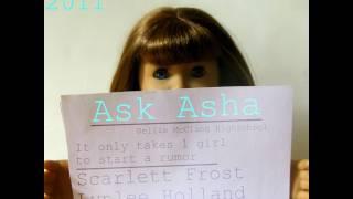 Ask Asha- Official Trailer