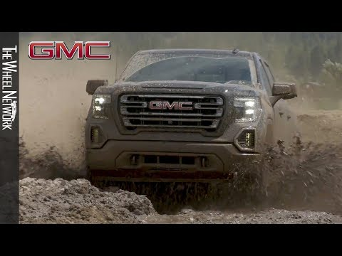 2020 GMC Sierra AT4 Off-Road Driving