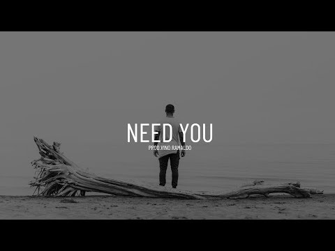"(SOLD) Sad Emotional Storytelling Piano Beat ""NEED YOU"" Deep Rap Instrumental"