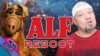 Is ALF Getting a TV Show REBOOT? 🤪😍😱