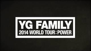 CL Feat. G-dragon - 나쁜 머슴애 The Baddest Male + 멘붕 MTBD (Live at YG family concert 2014) Mp3