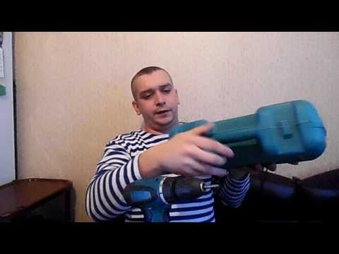 """Обзор шуруповерта  """"калибр"""""""