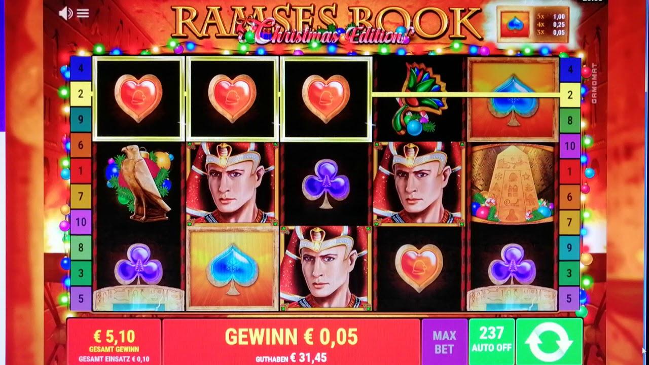 Online Casino Ramses Book