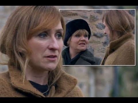 Emmerdale's Laurel panics as scorned Brenda uses her dead husband Ashley to drop a massive bombshell