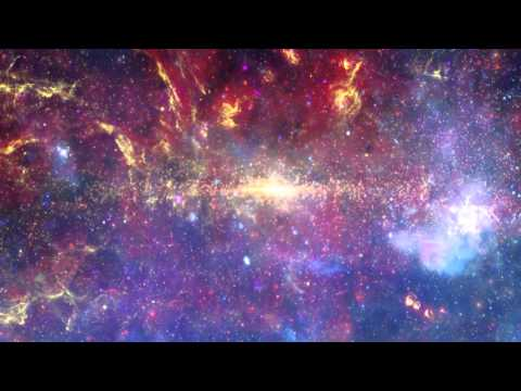 3 Hours Space Relaxing Music | traveling in time | stars andromeda