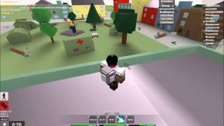Roblox Apocalypse Rising [Episodio 98] Roof Parkour