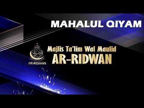 Qosidah Majelis Ar Ridwan - Mahalul Qiyam MP3