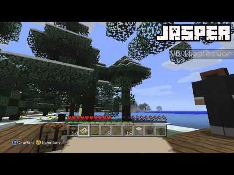Chatroom Plays Minecraft - Episode 1