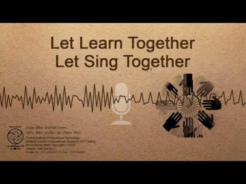 Let Learn Together Let Sing Together