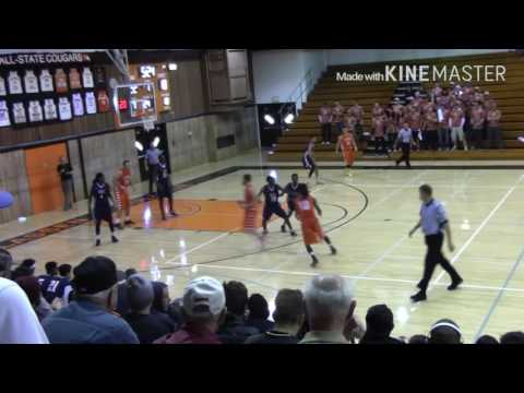 Stedman Saunders - Lassen Community College 2015-16 Season