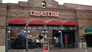 Disaster! Full Experience at Universal Studios Florida
