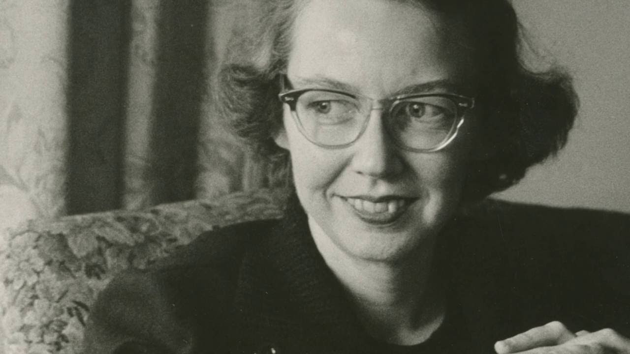 flannery o connor finally gets a documentary national catholic flannery o connor finally gets a documentary national catholic reporter