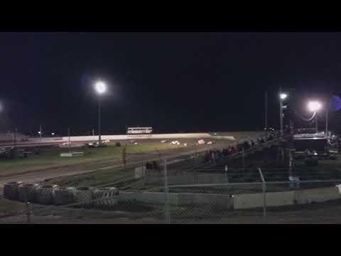 34 Raceway - Heat Race - 9/22/18