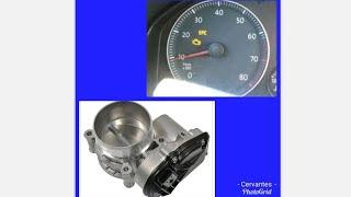 Vw mk5 EPC light / throttle body / code P0221