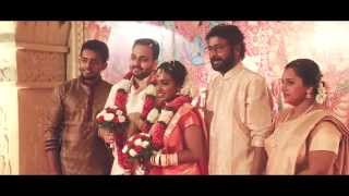 Harisree Ashokan Daughter's Wedding Highlights | Sreekutty + Sanoop