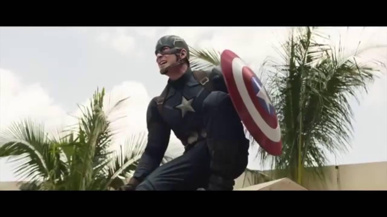 Avengers vs. Captain America 2016