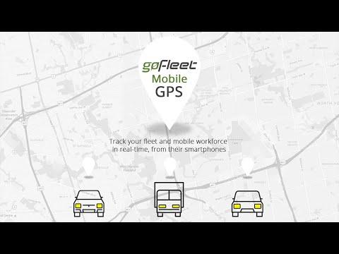 GoFleet Mobile GPS: Easily Track Drivers Using Their Smartphone