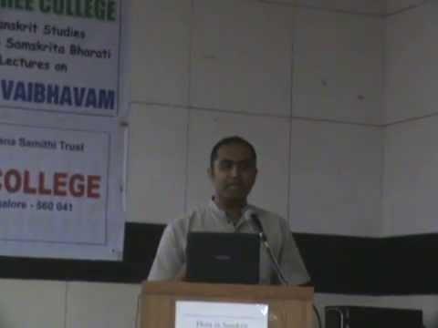 Flora in Sanskrit Literature - Talk by Naresh Keerthi