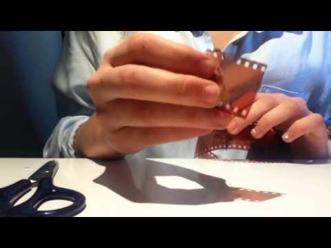 faire ses propres bijoux boucles d 39 oreilles en papier n gatif bijoux fantaisie youtube. Black Bedroom Furniture Sets. Home Design Ideas