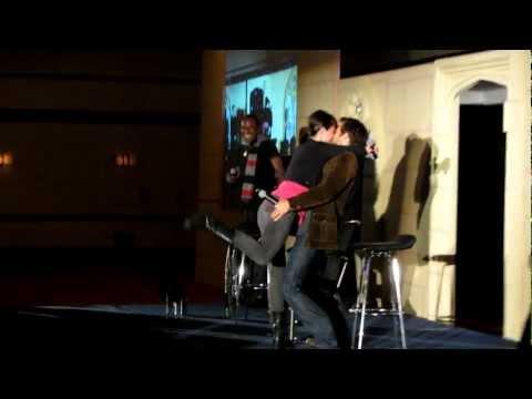 Asylum 8: Misha Kisses Kim Rhodes