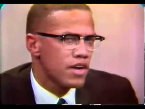Malcolm X Interview in ChicagoCity Desk March 17, 1963