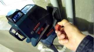 лазерный нивелир  Bosch 3- 80 P