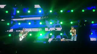 Red Hot Chili Peppers - Just What I Needed (In Memory of Ric Ocasek) (Singapure, F1 GP) (22/09/2019)