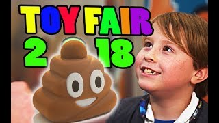 London Toy Fair 2018 - LATEST NEW TOYS from Roblox Playmobil Tomy KNEX Spinmaster Razor and more!