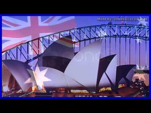 Advance Australia Fair  Australian National Anthem