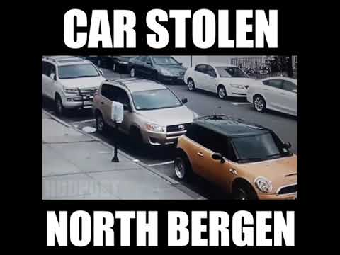 Car Stolen in North Bergen