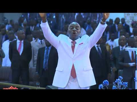 Bishop Oyedepo prayer for healing @Covenant Day of Exemption August 27, 2017