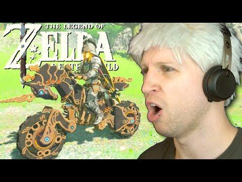NEW RUNE ABILITY!!? (ending) | Zelda Breath of the Wild Champions' Ballad Part 6