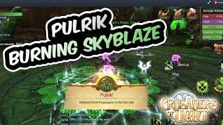 Pulrik | Skyblaze Village | Crusaders of Light