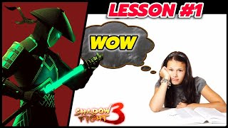 Shadow fight 3 MOST VALUABLE SKILL YOU MUST KNOW | Tips and TRICKS