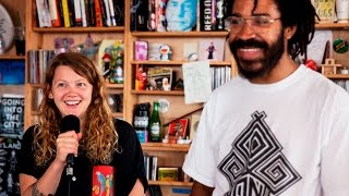 Kate Tempest: NPR Music Tiny Desk Concert