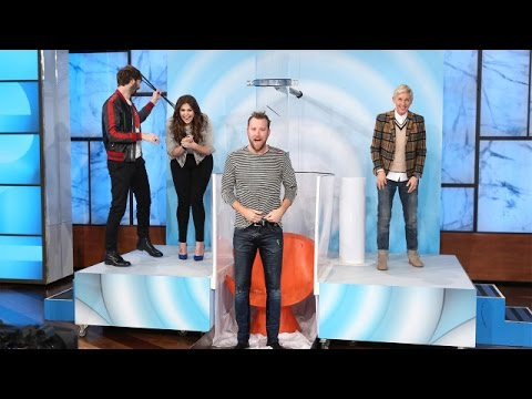 'Oops! My Water Broke' with Lady Antebellum