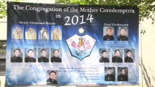 Video Đại Hội Thánh Mẫu năm 2014 tại Missouri