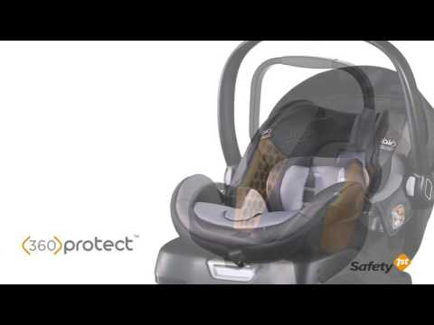 onBoard™35 Air 360 Infant Car Seat
