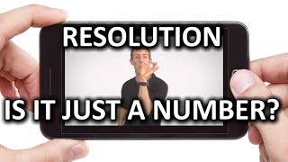 resolution not just a number as fast as possible