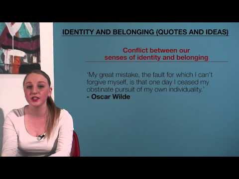 expository essay about belonging