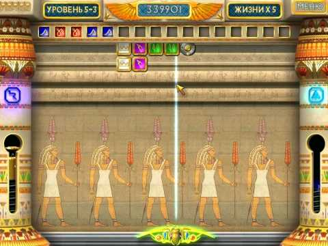 Обзор на игру Тайна фараона