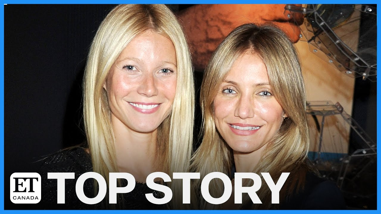 Cameron Diaz Credits Gwyneth Paltrow For The Reason She Became A Mother