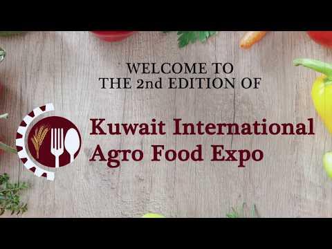 Kuwait International Agro Food Expo – 10 & 11 April 2019, 10