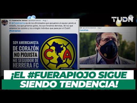 A pesar de haber ganado, el #FueraPiojo sigue siendo tendencia para la afición azulcrema | TUDN