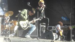 My Chemical Romance  39;Helena39; Live at the Perth Big Day Out 2012
