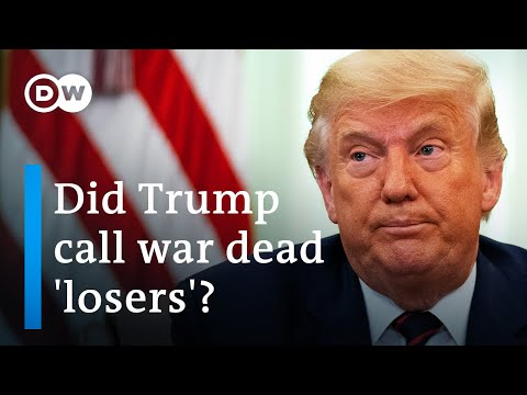 Trump accused of mocking US war dead: How credible are the claims?
