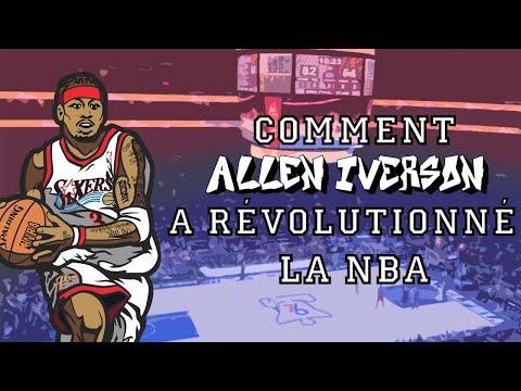 Comment Allen Iverson a révolutionné la NBA