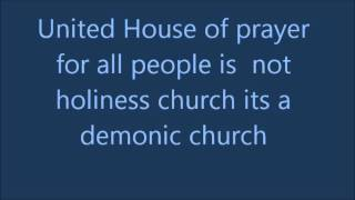united house of prayer for all people cult 2
