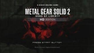 Metal Gear Solid 2 HD - Extreme Walkthrough [Pt. 1/6]