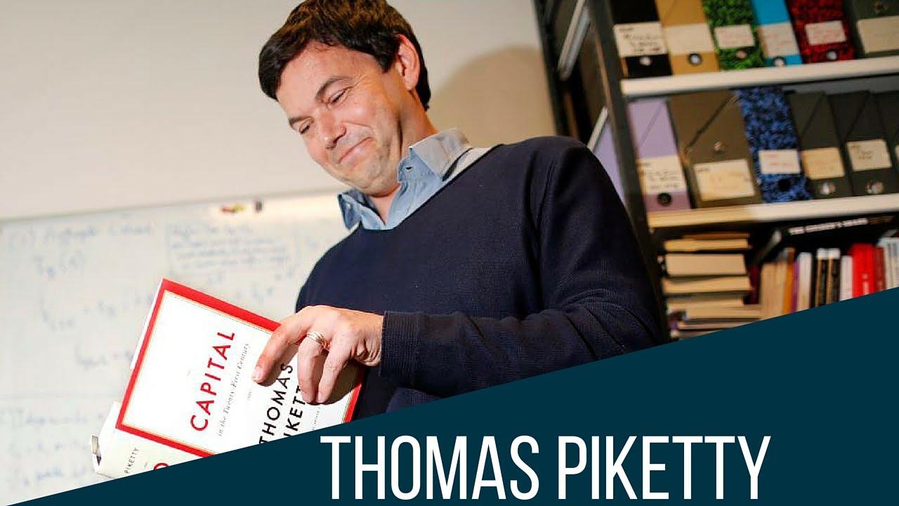 El Capital en el siglo 21: Moisés Naím entrevista a Thomas Piketty